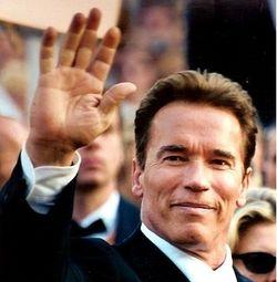 Notes on winning by Arnold Schwarzenegger