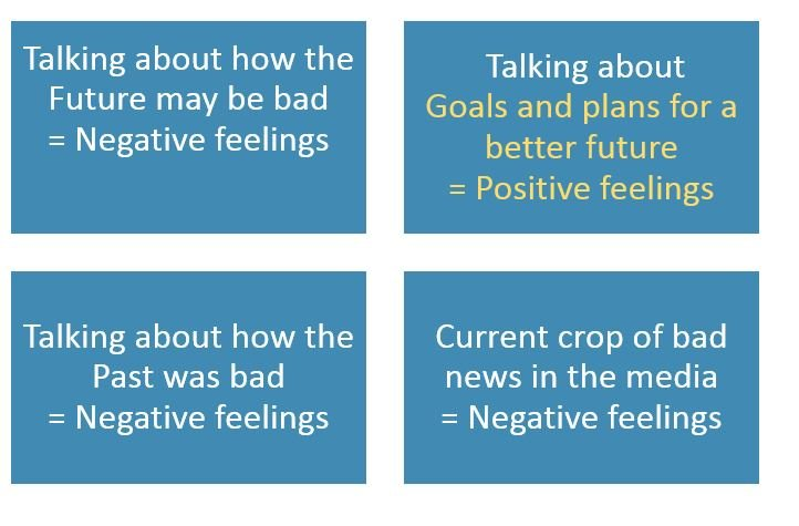 Personal Effectiveness : How can I be more positive?